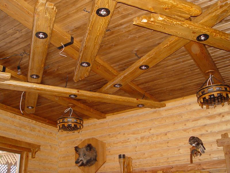 Чем отделать деревянный дом своими руками